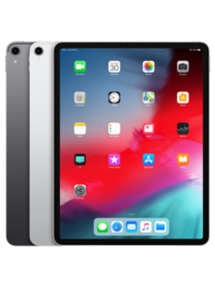Picture of Apple iPad Pro 12.9 Wi-Fi + Cellular 1TB Silver (MTJV2B)