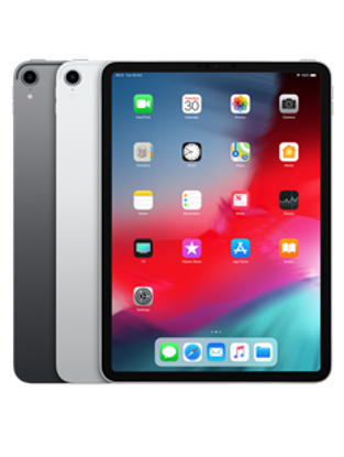Picture of Apple iPad Pro 11 Wi-Fi + Cellular 1TB Silver (MU222B)