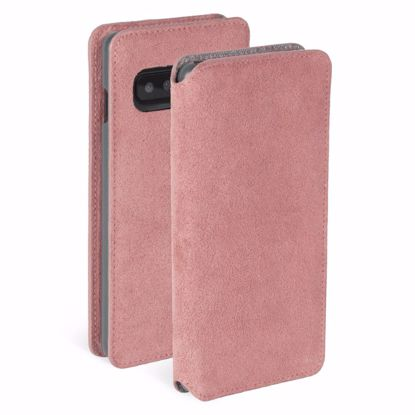 Picture of Krusell Krusell Broby 4 Card Slim Wallet Case for Samsung Galaxy S10+ in Pink