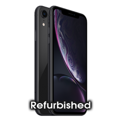 Picture of Refurbished iPhone XR 64GB Black