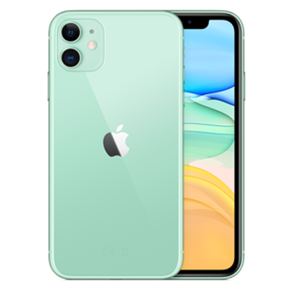 Picture of Apple iPhone 11 64GB Green (MWLY2B)