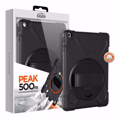 Picture of Eiger Eiger Peak 500m Case for Samsung Galaxy Tab A 10.1 (2019) in Black