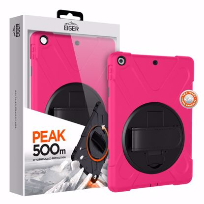 Picture of Eiger Eiger Peak 500m Case for Apple iPad 10.2 (2019) in Pink
